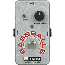 EHX Bassballs Envelope Filter Guitar Effects Pedal (Electro Harmonix)