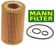 Mercedes W204 GLK250 2013 Oil Filter Kit Mann 651 180 01 09 / HU 7010 Z