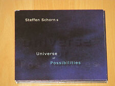 STEFFEN SCHORN S UNIVERSE OF POSSIBILITIES - KÖLNER SAXOPHON MAFIA - NEU + OVP