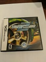 Need for Speed: Underground 2 (Nintendo DS, EA) Complete, Tested