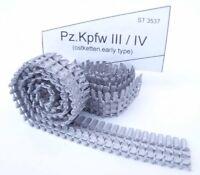 Sector35 3537-SL Assembled metal tracks Pz.Kpfw III / IV (ostketten, early) 1/35