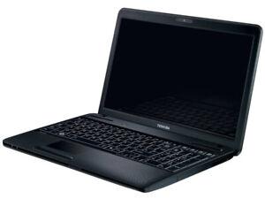 Toshiba Satellite Pro C660 15.6'' Intel Celeron 4GB RAM 500GB HDD Windows10 Pro