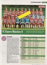 MB`s FC Bayern München II / Kickers Offenbach, Saison 2008/09