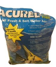 Acurel Filter Fiber For Fresh And Salt Water Aquariums