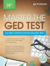 Master the GED Test-ExLibrary
