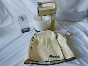Kenwood Chefette vintage electric mixer with original cover Working