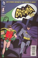 Batman '66 #1 (2013) VF Based on Adam West TV Series Mike Allred Cover DC COMICS