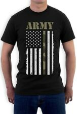 Big U.SA Army Flag - Best Gift Idea for Soldiers, Veterans T-Shirt Patriot