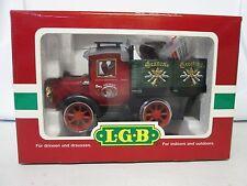L.G.B. Lehmann Gross Bahn Train Season's Greetings Santa's Truck Co Rail Truck 2