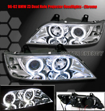 1996-2002 BMW Z3 HALO PROJECTOR HEADLIGHTS M COUPE/2DR