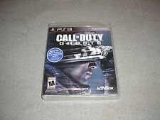 Call of Duty Ghosts for PlayStation 3 BRAND NEW SEALED IN BOX SIB GAME