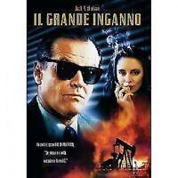 Il Grande Inganno (1990) DVD Nuovo Sigillato Jack Nicholson Harvey Keitel