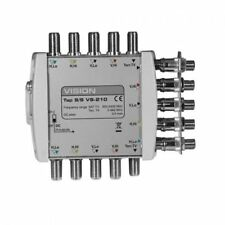 Vision 9-wire 10dB Loss Tap Switch Splitter Tap 9/9 V9-210