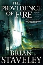 The Providence of Fire Chronicle of the Unhewn Throne