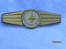 distintivo attività Bw:Personale di sicurezza di volo,Metallo, GOLD