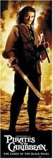 PIRATES OF THE CARIBBEAN ~ CURSE OF BLACK PEARL ~ 12x36 SLIM SIZE POSTER Bloom