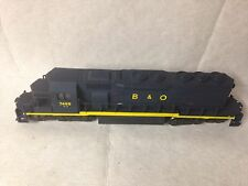 Vintage Ho Locomotive Baltimore & Ohio B&O 6498 Made In Yugoslavia Runs Great