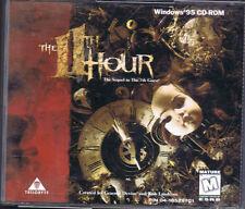 The 11th Hour (PC, 1999, Trilobyte, 4-Disc)