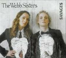 WEBB SISTERS - SAVAGES * NEW CD
