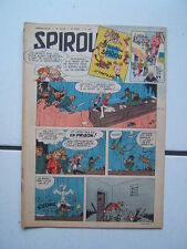 Hebdo SPIROU / NUMEROS  817  / DECEMBRE 1953