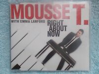 MOUSE T WITH EMMA LANFORD RIGHT ABOUT NOW C.D. NEW