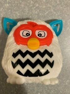 2013 Laughing Furby McDonalds Happy Meal Toy Furby Boom Set Loose
