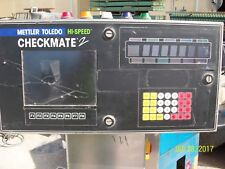 METTLER TOLEDO CHECKMATE 2 HI SPEED CHECKWEIGHER , Q4S241214