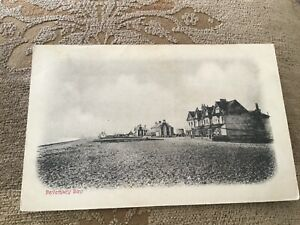 PEVENSEY BAY Early VIGNETTE posted 1907 POSTCARD   23/9