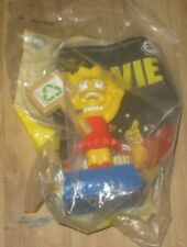 2007 The Simpsons Movie Burger King Kids Meal Toy - Lisa