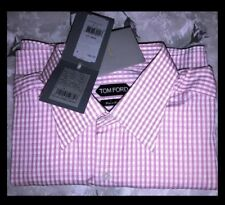 BNWT Tom Ford Pink dress shirt! Size 43/17