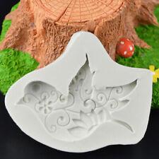 Silicone Gâteau Moule Oiseaux Fondant Patisserie  Savon Moule Décoration DIY