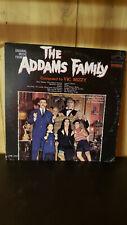 Original Music From The Addams Family Vinyl LP Record RCA LPM-3421