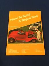 How to Build a Repro Rod by John Thawley (1982, Paperback)