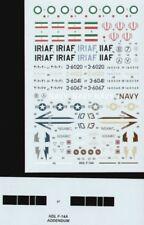 HI Decal 1/72 Grumman F-14A Tomcats # 72051