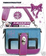 Sacoche T-Jean BAG Violet Compatible NINTENDO New 3Ds/ 3Ds / DS lite / DSi