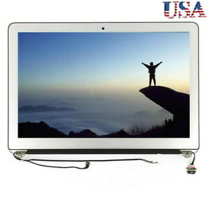 "LCD LED Screen Display Assembly For MacBook Air 13"" A1466 2013 2014 2015 2017 US"