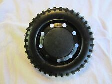 9 INCH REPLACEMENT WHEEL FOR SCOTTS BROADCAST SPREADERS