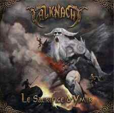 Valknacht - Le Sacrifice d'Ymir CD 2014 pagan black metal Canada
