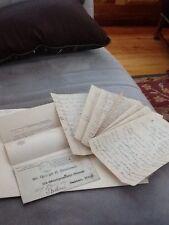 first corp cadets letter signatures rare boston massachusetts militia history