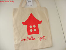 Brand New Isabela Capeto for Macy's Tote Canvas Reusuable All Purpose Bag