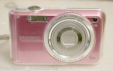 FOR PARTS ONLY - SAMSUNG ES70 12.2MP 5X (PINK) DIGITAL CAMERA