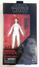 "Star Wars Black Series PRINCESS LEIA (BESPIN ESCAPE) 6"" Figure Target Exclusive"