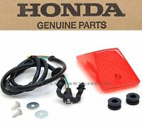 New Genuine Honda Tail Light Lamp Assembly 1985-2000 XR250R XR600R OEM #S19