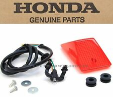 New Genuine Honda Tail Light Lamp Assembly 1985-2000 XR250R XR600R OEM #S19
