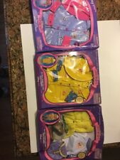 "3 New Sealed Disney Store SWEETHEARTS 18""  WINNIE THE POOH DOLL OUTFITS"