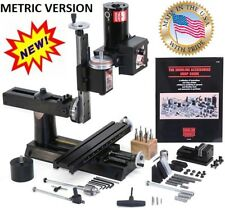 """Sherline 2010 Deluxe Metric Vertical Mill  + """"A"""" Package (2000A for inch) NEW!"""