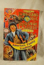RARE RINGLING BROS and BARNUM & BAILEY CIRCUS PROGRAM 121ST 1991 Guide