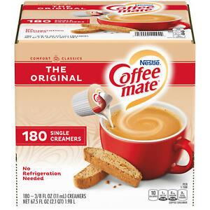 Coffee Mate The Original Liquid Coffee Creamer (180 ct.) Free Shipping