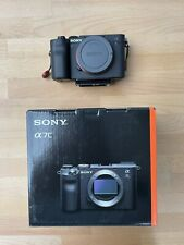 Sony Alpha a7C Mirrorless 24.2MP 4K Digital Camera Body Black - ILCE7C/B