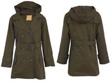 Militär Damenjacken & -mäntel aus Polyester mit Knöpfen